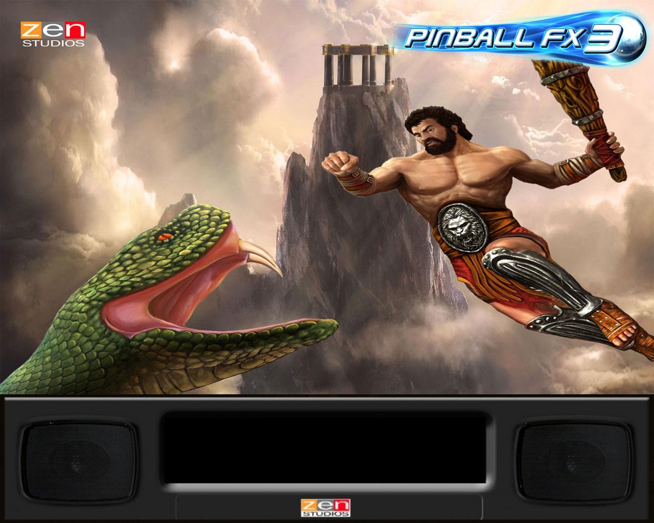 Carnivals And Legends Media Pack - PinballX Media Projects - Spesoft