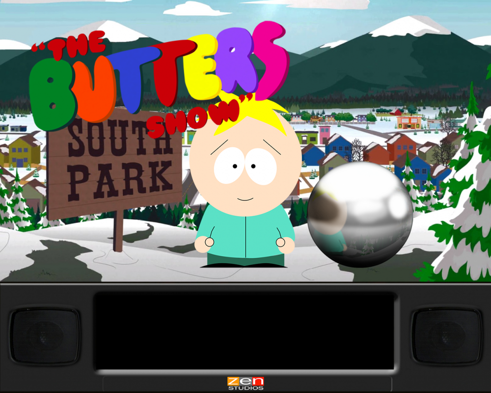 South Park - Butters Very Own Pinball Game.png