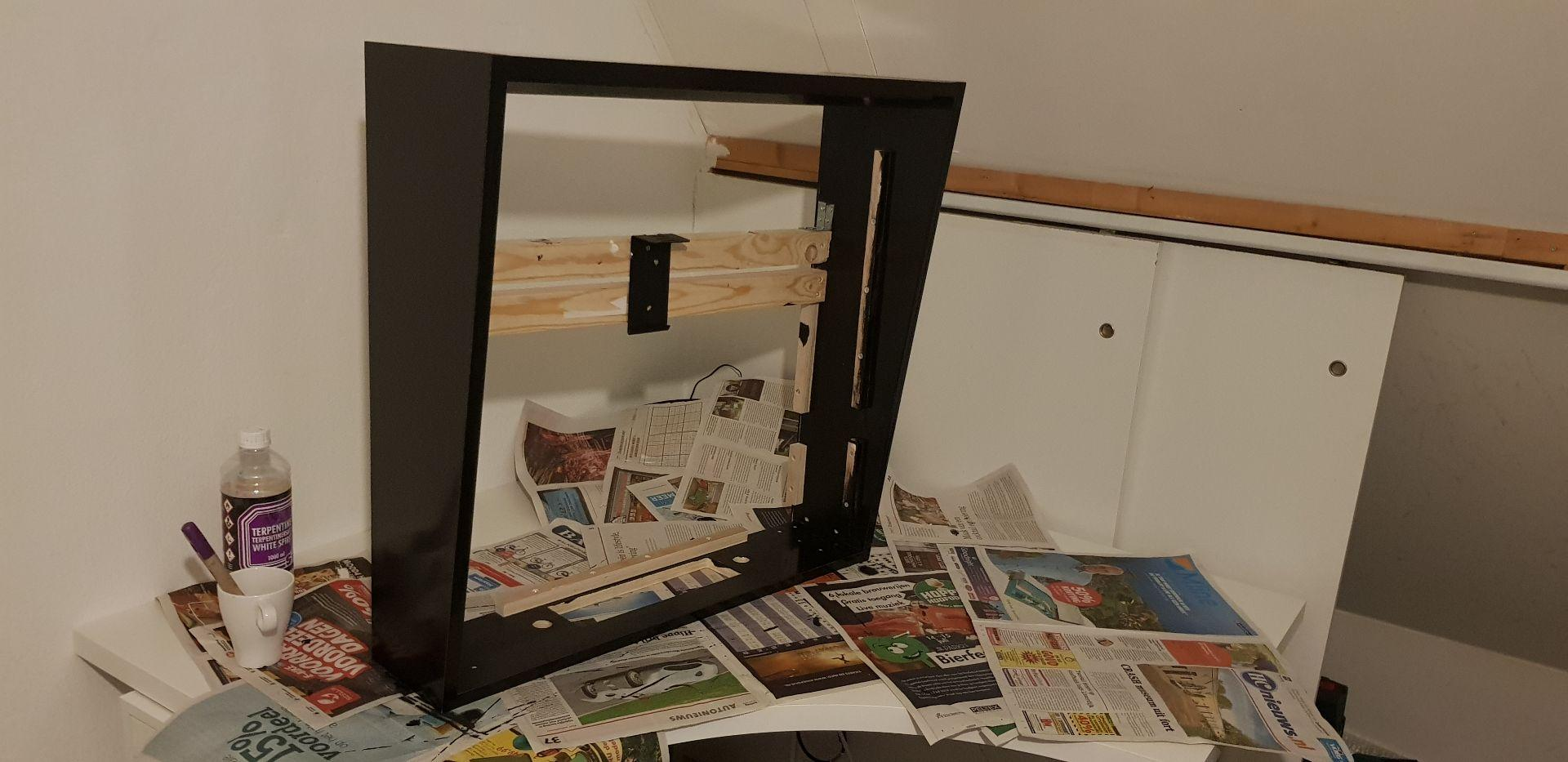 Home made Virtual Pinball Cabinet - Gamer Rigs - Spesoft Forums